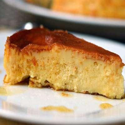 Torta de Batata Doce Fit