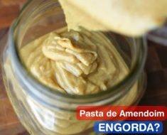 Pasta de Amendoim Engorda?
