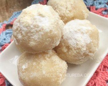 Beijinho Low Carb Sem Açúcar