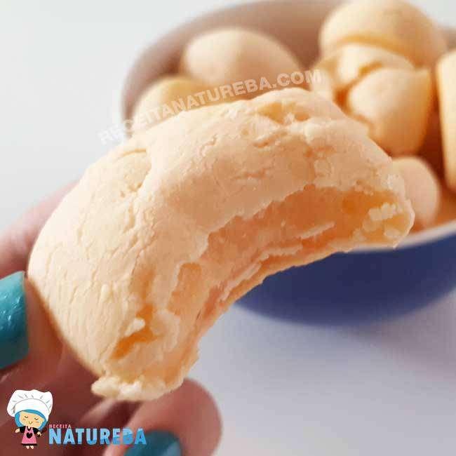Pão-de-Queijo-de-Tapioca-Sem-Glúten5 Pão de Queijo de Tapioca Sem Glúten