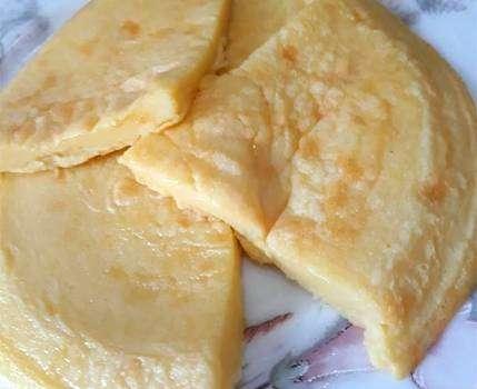 Pão de Queijo de Batata Doce Roxa