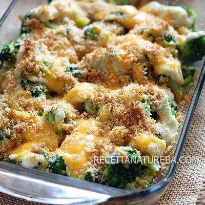 01-30 Como Fazer Arroz de Brócolis