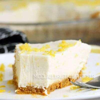 011-1 Torta de Limão Fit