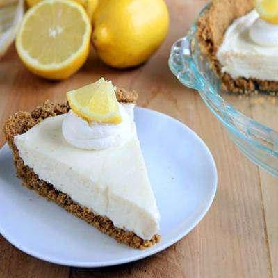 033 Torta de Limão Fit