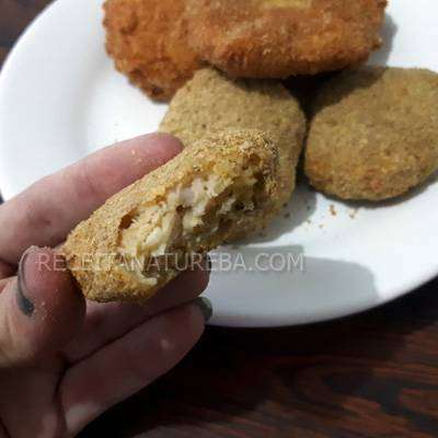 04-3 Nuggets Low Carb Sem Farinha