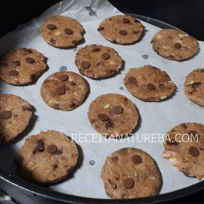 06 Receita de Cookie Integral Fácil