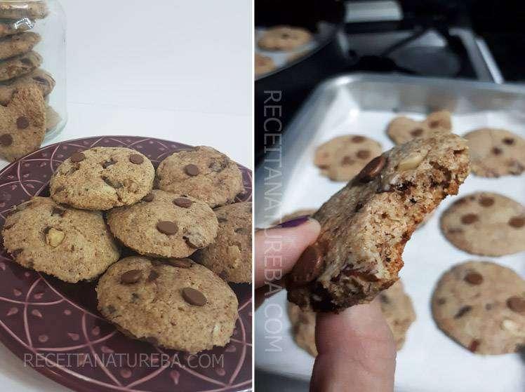 CAPA-17 Receita de Cookie Integral Fácil