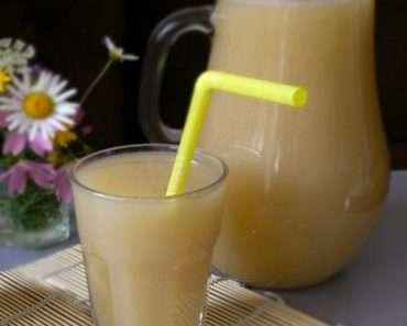 Suco de Mandioca Nutritivo