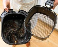 Como Limpar a Airfryer
