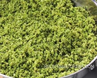 Como Fazer Arroz de Brócolis