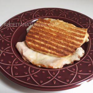 Pão Sem Farinha de Microondas