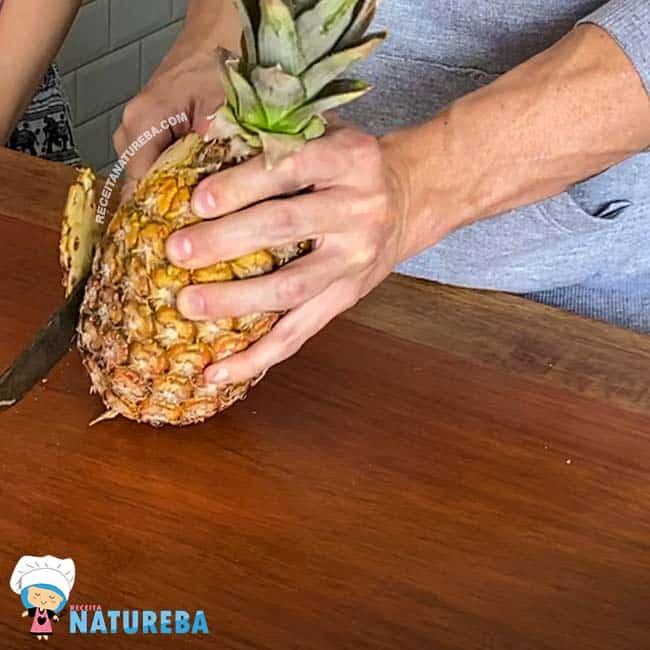 Como-Fazer-Abacaxi-na-Churrasqueira1 Como Fazer Abacaxi na Churrasqueira