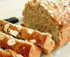 Receita de Pão Para Diabético