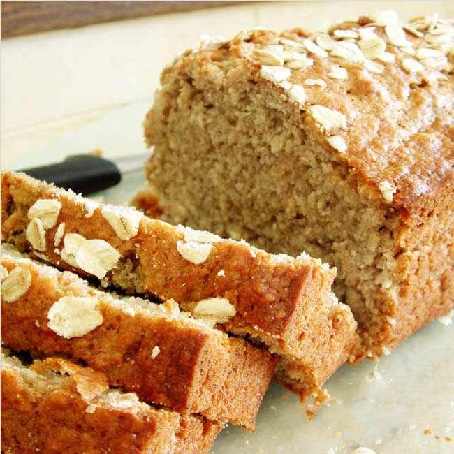 Receita-de-Pão-Para-Diabético Receita de Pão Para Diabético