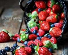 Frutas Permitidas na Low Carb