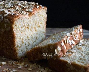Pão com Farinha de Aveia