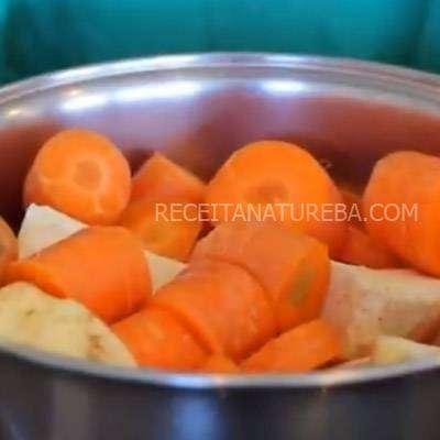 01-20 Sopa de Batata Doce com Gengibre