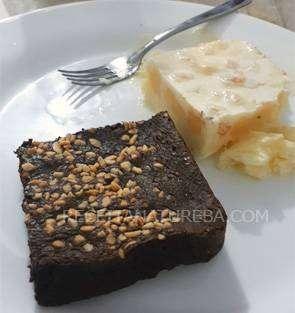 02-5 Brownie Sem Farinha