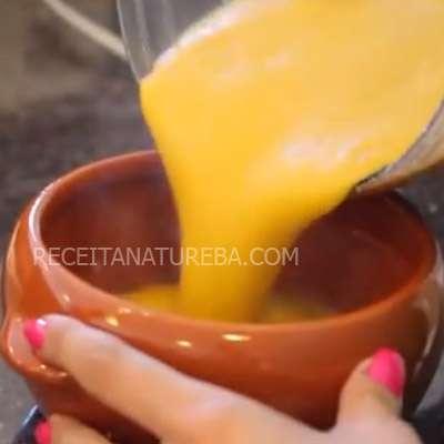 03-3 Sopa de Batata Doce com Gengibre