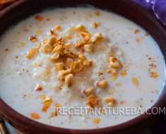 Arroz Doce Integral