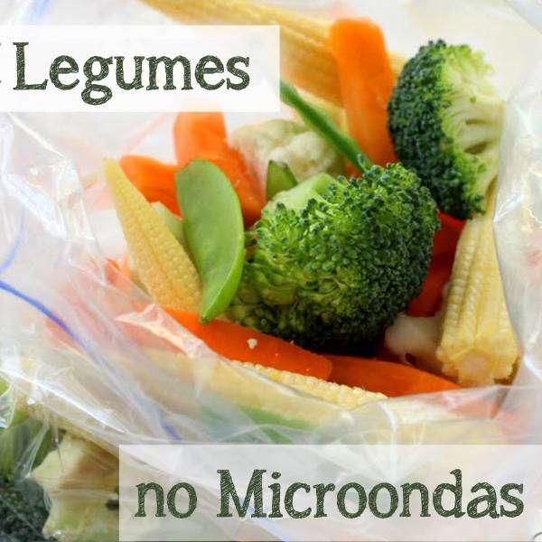 CAPA-8 Legumes no Microondas