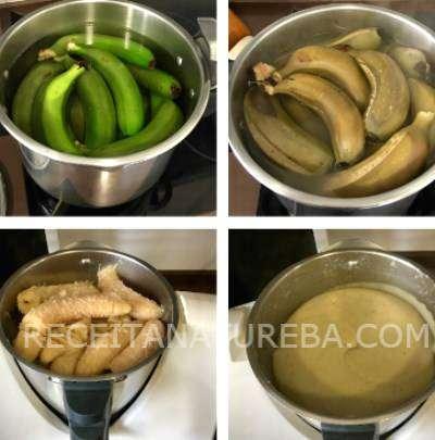 01-1 Como Fazer Biomassa de Banana Verde