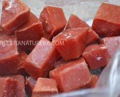 Como Congelar Molho de Tomate