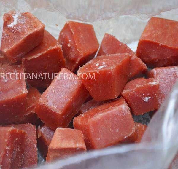 CPAA Como Congelar Molho de Tomate