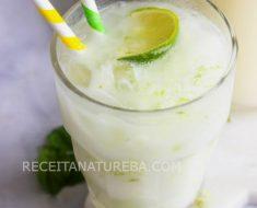Suco de Limão com Leite