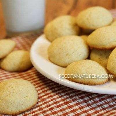 Biscoito com Farinha de Arroz