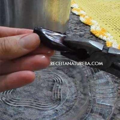 Como Descascar Pinhão Cozido