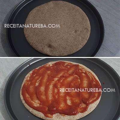 44-3 Pizza com Farinha Integral