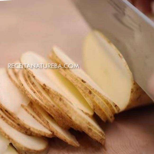 Chips-de-Batata-Doce-no-Microondas1 Chips de Batata Doce no Microondas