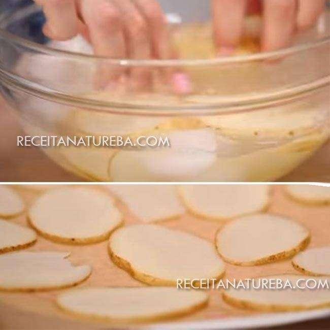 Chips-de-Batata-Doce-no-Microondas2 Chips de Batata Doce no Microondas