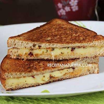 QUEIJO0 10 Recheios para Sanduíche Natural