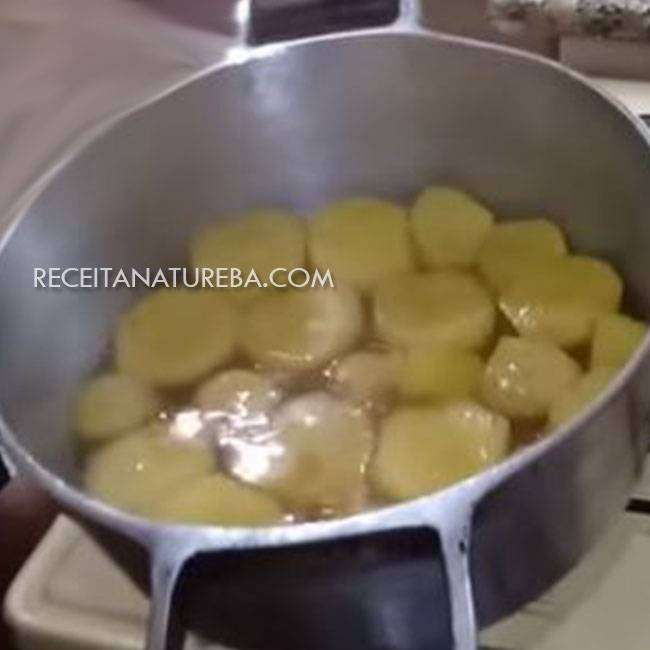 Batata Doce Caramelizada