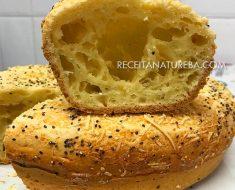 Bolo Pão de Queijo Fit