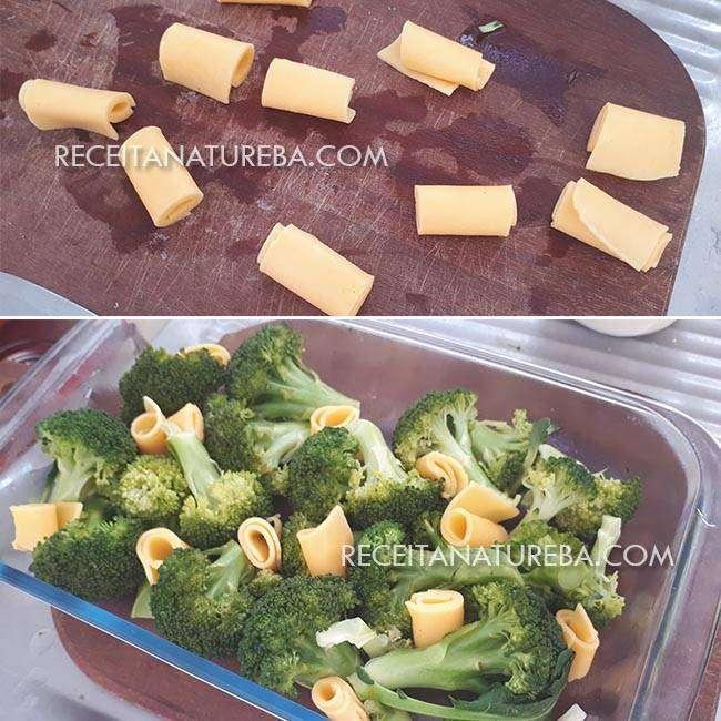 Brócolis-Gratinado5 Brócolis Gratinado