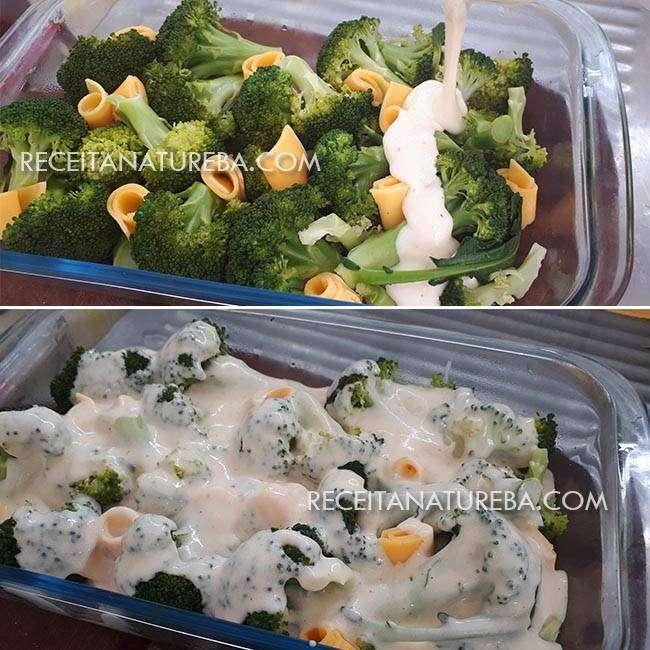 Brócolis-Gratinado6 Brócolis Gratinado