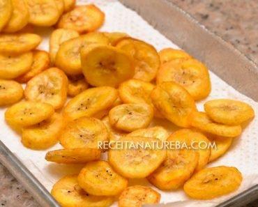 Chips de Banana Assada