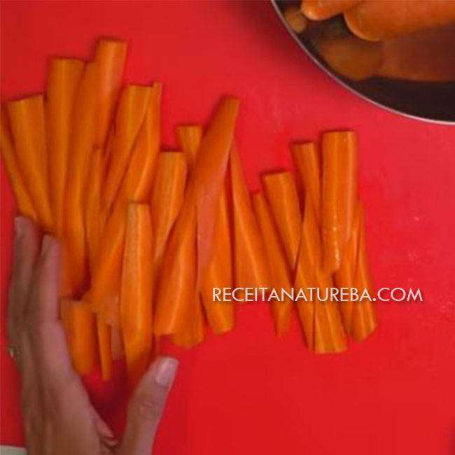 Como Fazer Conserva de Cenoura