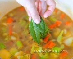 Como Fazer Sopa de Legumes