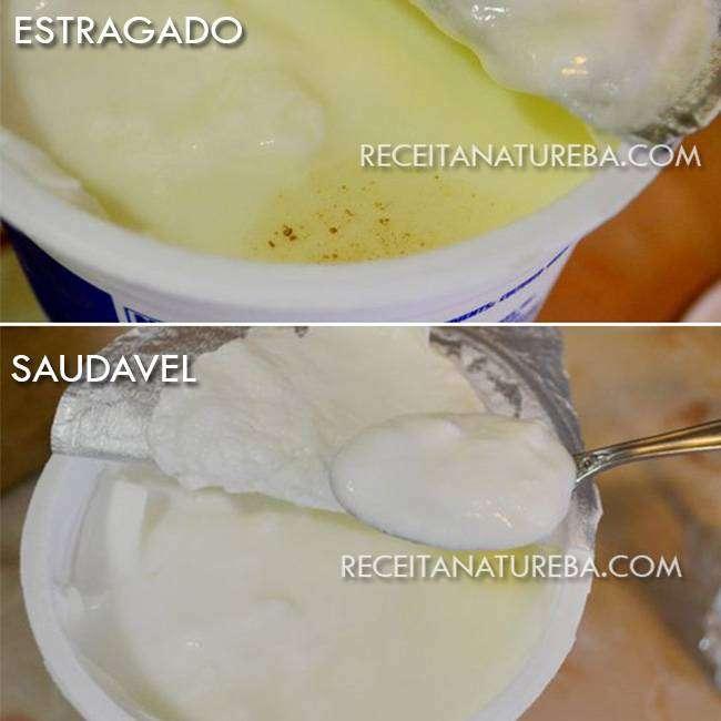 Iogurte Vencido Faz Mal