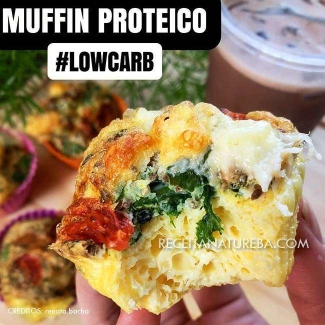 Muffin-Low-Carb Muffin Low Carb