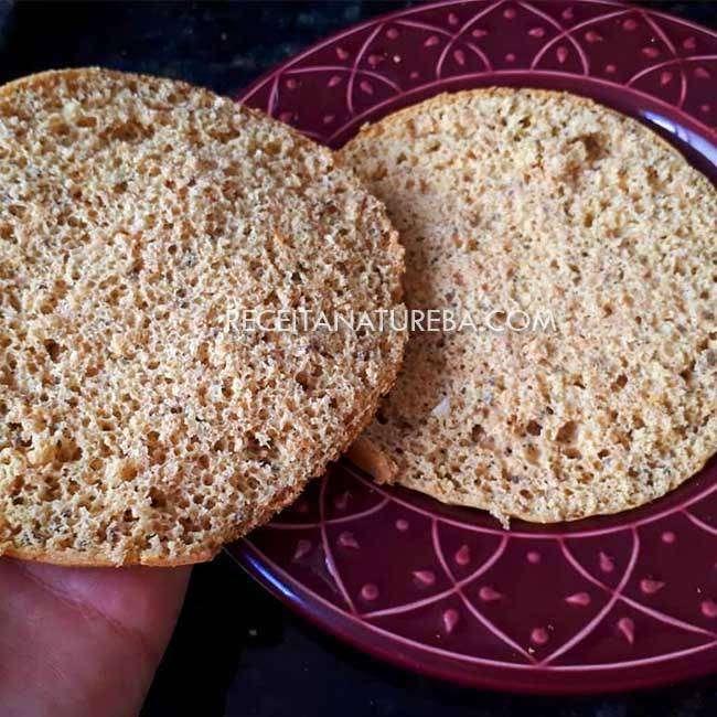 Pão de Frigideira de Aveia