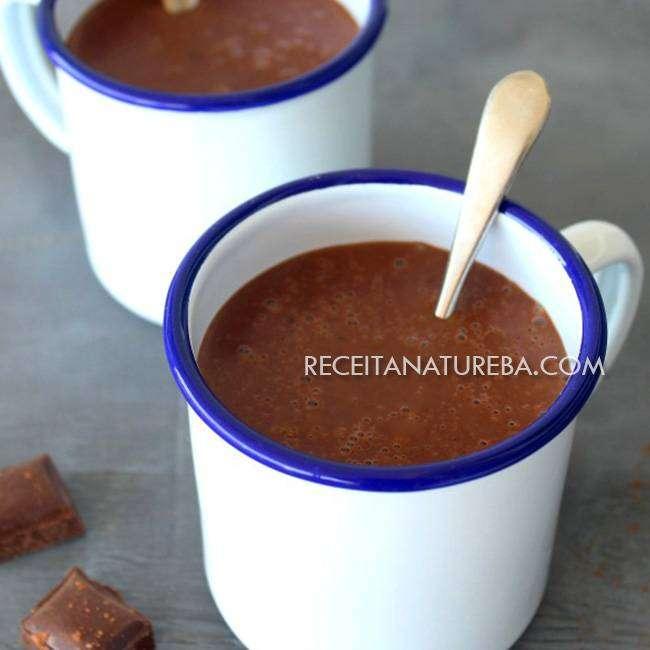 Chocolate Quente Saudável