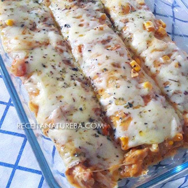 Crepioca-Gourmet 25 Receitas de Almoço para Emagrecer