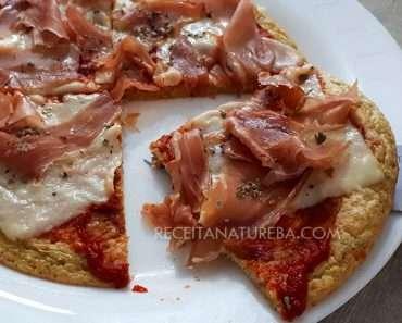 Pizza de Frigideira Fácil Sem Carboidrato