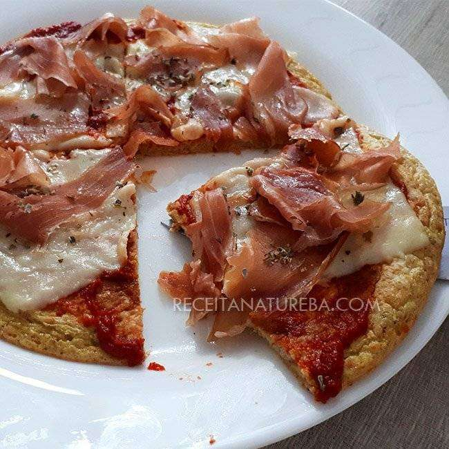 Pizza-de-Frigideira-Fácil-Sem-Carboidrato Pizza de Frigideira Fácil Sem Carboidrato