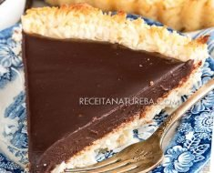 Torta de Chocolate Low Carb